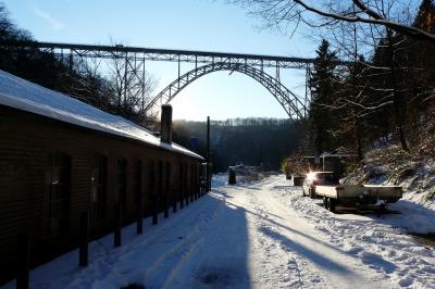 Müngstener Brücke zu Solingen #12