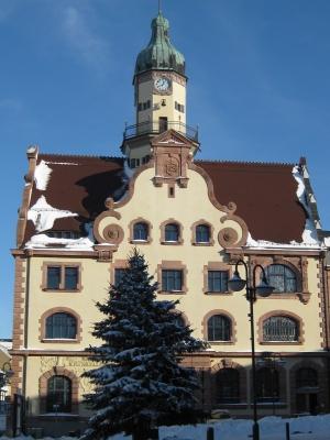 unser Rathaus