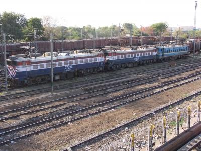 Indische Eisenbahn 6