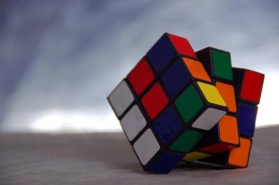 80's cube