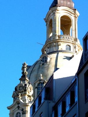 altes und neues Dresden