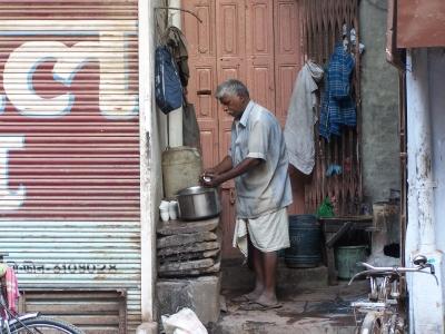 Menschen in Indien 1