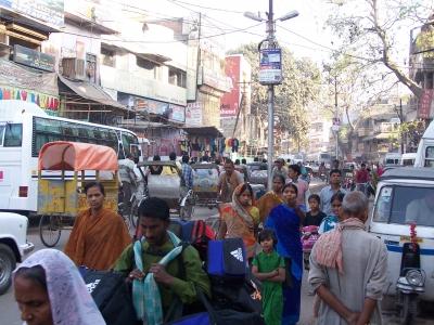 Menschen in Indien 7