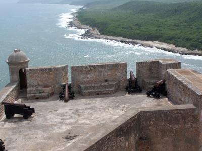 Fortaleza El Morra bei Santiago de Cuba