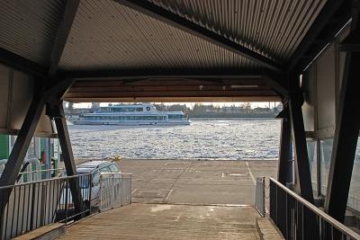 Niedergang Überseebrücke