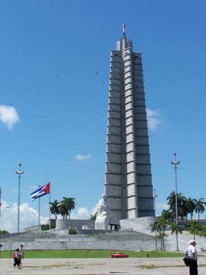 Havanna Platz der Revolution