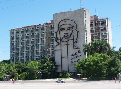 Havanna - Che Guevara Denkmal