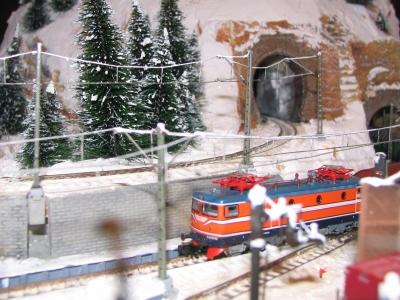 Modellbahn 001