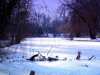 Winter aufnahmen aus Wolfenbüttel 13