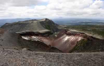 Mt. Karawera Krater