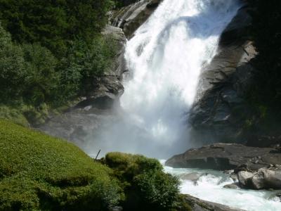 Krimmler-Wasserfälle Österreich
