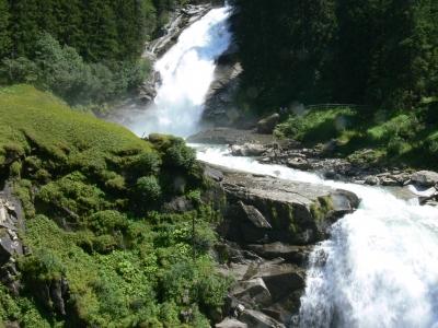 Krimmler-Wasserfälle Österreich 2