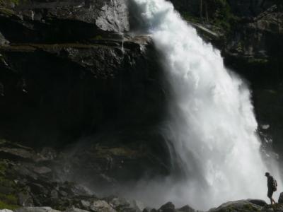 Krimmler-Wasserfälle Österreich 4