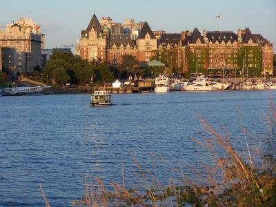 Victoria (BC): Innenhafen