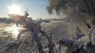 sibirische Verhältnisse