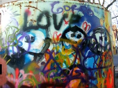 Graffitti mit Herz_1