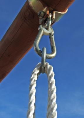 Seil und Haken