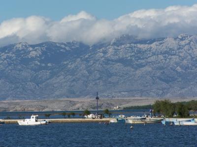Adriaküste (Nin bei Zadar Kroatien)