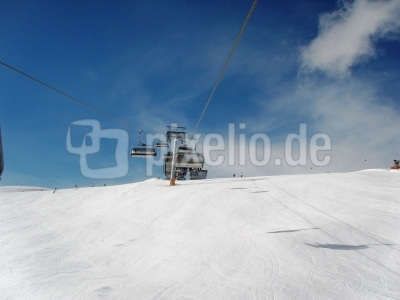 Skilift Leogang