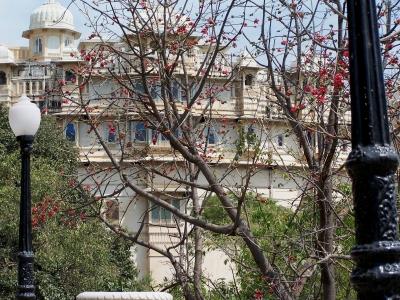Palast von Udaipur / Indien