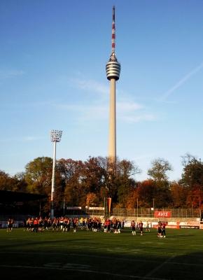 Football & Fernsehturm