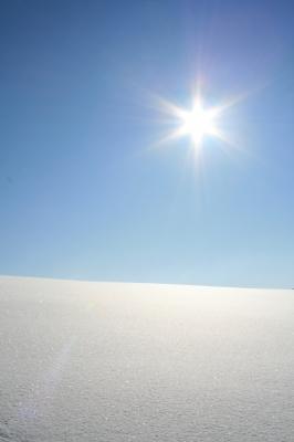 Schneewüste im Siegerland