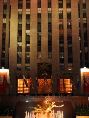 Rockefeller Center 7