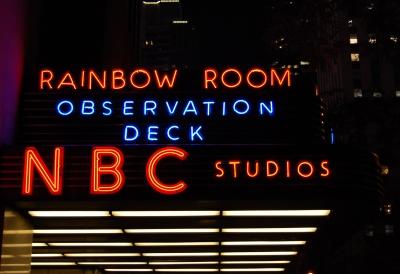 Rockefeller Center NBC Studios