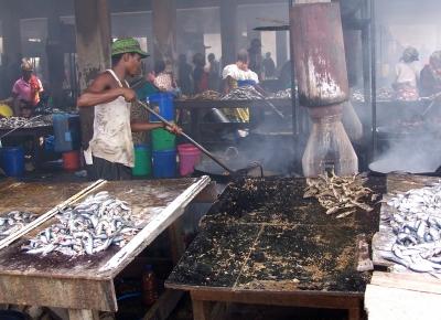Fischmarkt in Daressalam