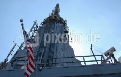 Empire State Building Antenne