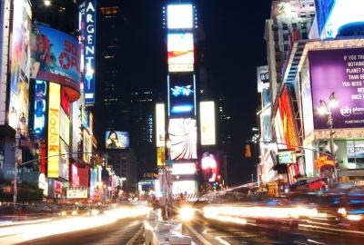 New York Langzeitbelichtung 8