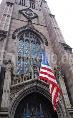 Trinity church 8