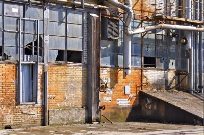 Fabrikruine II
