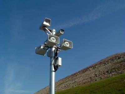 Überwachungsanlage