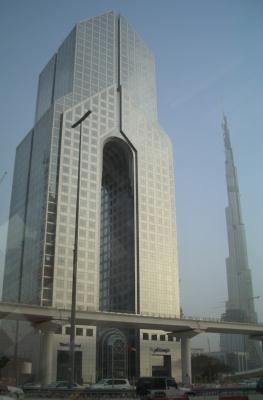 Boomstadt Dubai