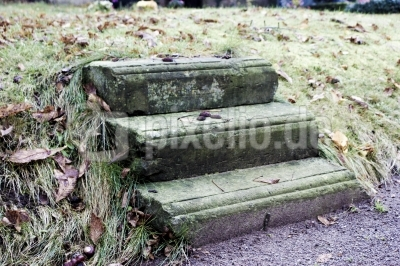 Friedhofstreppe