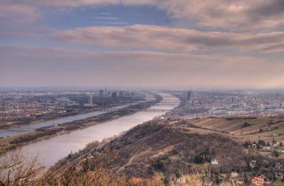 Blue Danube Vienna