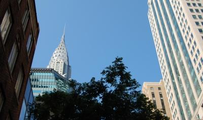 New York Wolkenkratzer 30