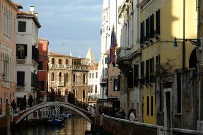 Venedig : Sestiere di Dorsudoro