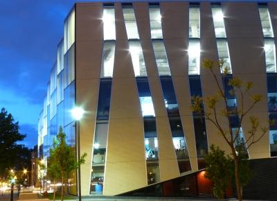 Moderne Fassade kostenloses foto moderne fassade in montréal pixelio de