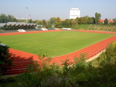 Berlin - Lochowdamm-Stadion
