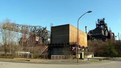Industriedenkmal Landschaftspark Duisburg Nord #26