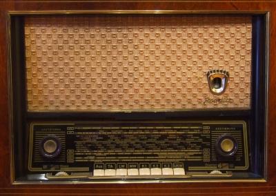 Omas gutes, altes Radio