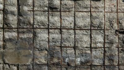 Textur Stahlbeton