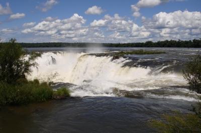 Iguacu-Wasserfall (Teufelsschlucht)