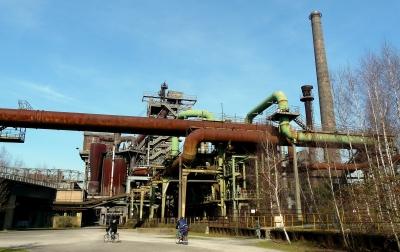 Industriedenkmal Landschaftspark Duisburg Nord #49