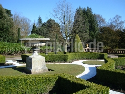 Tatton Park - italian style