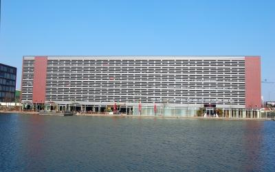 Impression Innenhafen Duisburg im Frühling 2009 #2