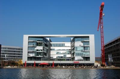 Impression Innenhafen Duisburg im Frühling 2009 #4