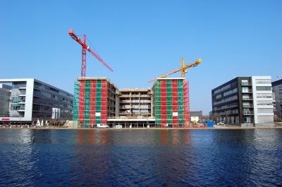 Impression Innenhafen Duisburg im Frühling 2009 #3